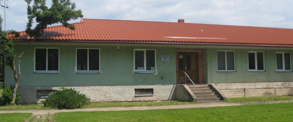 Bendruomenės namai